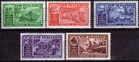 New Zealand 1936 Wellington Chamber of Commrce Conference Set Fine Mint
