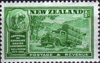 New Zealand 1936 Wellington Chamber of Commrce Conference SG 593 Fine Mint