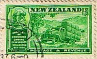 New Zealand 1936 Wellington Chamber of Commrce Conference SG 593 Fine Used