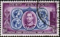 New Zealand 1940 Centenary SG 615 Fine Used