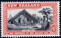 New Zealand 1940 Centenary SG 623 Fine Mint