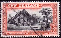 New Zealand 1940 Centenary SG 623 Fine Used