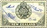 New Zealand Stamps 1946 King George VI Victory Set Fine Mint