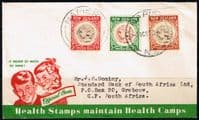 New Zealand 1955 Health First Day of Issue Cover