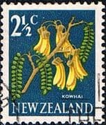 New Zealand 1967 SG 848 Flower Fine Used
