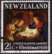 New Zealand 1968 SG 892 Christmas Fine Used