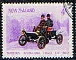 New Zealand 1972 International Vintage Car Rally SG 973 Fine Used