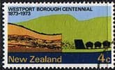 New Zealand 1973 SG 998 Commemorations Fine Used