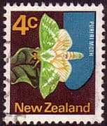 New Zealand 1973 SG1011 Butterfly Fine Used