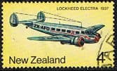 New Zealand 1974 History of Airmail Transport SG 1051 Fine Used