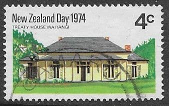 New Zealand 1974 New Zealand Day MS 1046a Fine Used