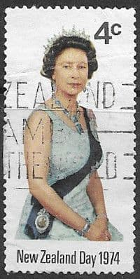 New Zealand 1974 New Zealand Day MS 1046d Fine Used