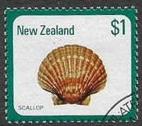 New Zealand 1975 Sea Shells SG 1103 Fine Used