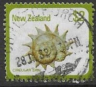 New Zealand 1975 Sea Shells SG 1104 Fine Used