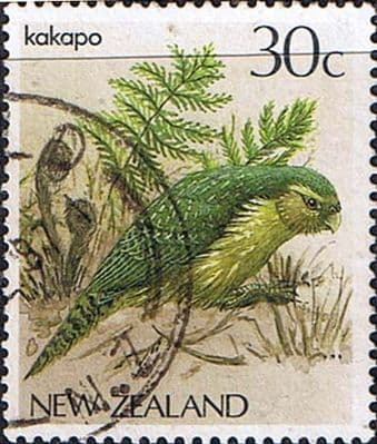Stamps of New Zealand 1982 Birds SG1288 Fine Used Scott 766