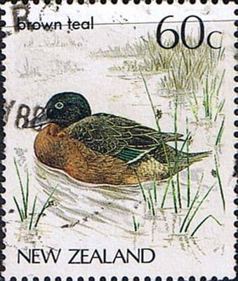 Stamps of New Zealand 1982 Birds SG1291 Fine Used SG Scott 768