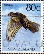 New Zealand 1988 Native Birds SG 1467a Fine Used