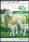 New Zealand 1991 Farming and Agriculture Sheep Breeds SG 1759 Fine Used