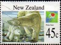 New Zealand 1994 Wild Animals SG 1829 Fine Used
