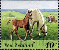 New Zealand 1995 Farmyard Animals SG 1896 Fine Used
