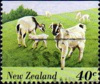 New Zealand 1995 Farmyard Animals SG 1898 Fine Used