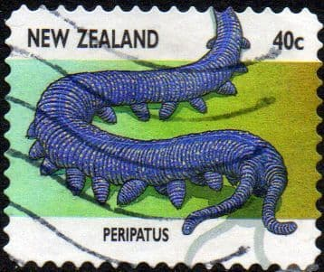 New Zealand 1997 Insects SG 2108 Fine Used