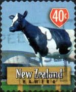New Zealand 1998 Town Icons SG 2205 Fine Used