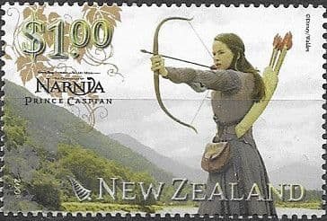 New Zealand 2008 Chronicles of Narnia SG 3042 Fine Mint