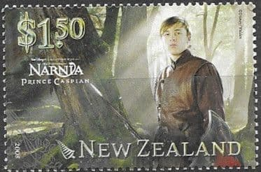 New Zealand 2008 Chronicles of Narnia SG 3043 Fine Mint