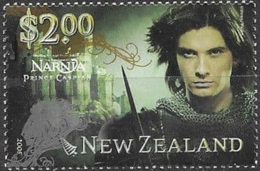 New Zealand 2008 Chronicles of Narnia SG 3044 Fine Mint
