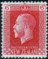 New Zealand King George V