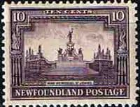 Newfoundland 1929 SG 185 War Memorial Fine Used