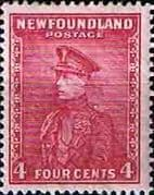 Newfoundland 1932 SG 224 Duke of Windsor Fine Mint