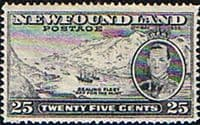 Newfoundland 1937 SG 266 King George VI Coronation Sealing Fleet Fine Mint