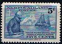 Newfoundland 1941 SG 275 William Grenfell Fine Mint