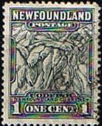 Newfoundland 1941 SG 276 Atlantic Cod Fine Used