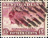 Newfoundland 1941 SG 285 Northern Seal Fine Used
