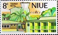 Niue 1975 Opening of Tourist Hotel SG 196 Fine Mint