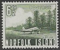 Norfolk Island 1953 SG 14 Fine Mint