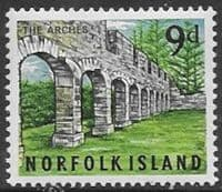 Norfolk Island 1964 The Arches  SG 53 Fine Mint