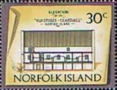 Norfolk Island 1973 Historic Buildings SG 146 Fine Mint