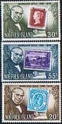 Norfolk Island 1979 Rowland Hill Set Fine Mint