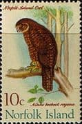 Norfolk Island Birds SG 110 Fine Mint