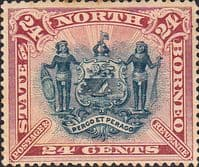 North Borneo 1894 SG 79c State Issue Mint