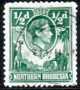 Northern Rhodesia 1938 Animals SG 25 Fine Used