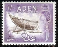 Postage Stamps Commemorating Royal Visits