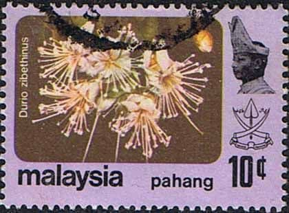Pahang 1979 Flowers SG 114 Fine Used