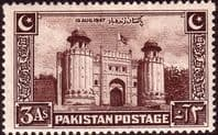 Pakistan 1948 SG 22 Independence Fine Mint