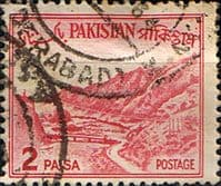 Pakistan 1961 Republic SG 132 Fine Used