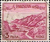 Pakistan 1961 Republic SG 133 Fine Used